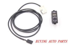 USB AUX in Plug Socket Harness For BMW E60 E63 E64 E65 E66 E81 E82 E87 E88 E70 E90 E91 E92 1 кусок двигателя масляный фильтр помещается e81 e90 bmw e60 530i n52 e63 e65 f01 x 5 e70 oem 11427566327 page 3