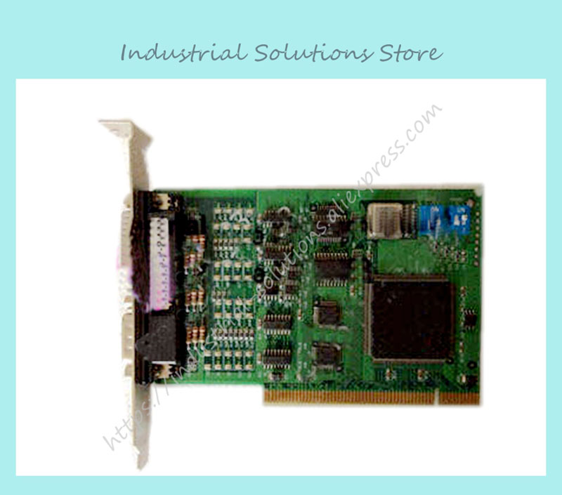 CP-132 2 RS-422/485 industrial PCI serial card 30 100% tested perfect quality купить в Москве 2019
