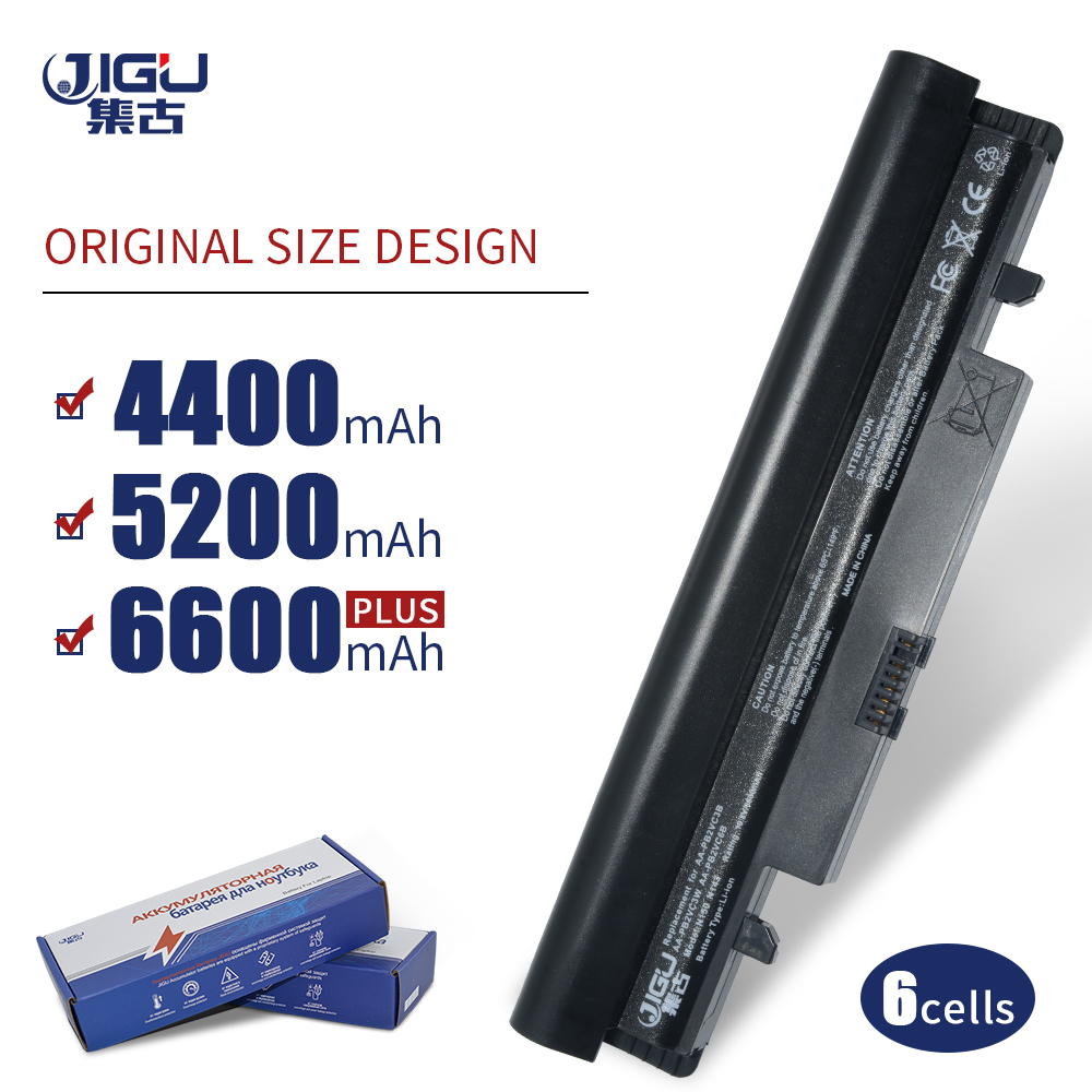 Bateria Para Samsung N150 JIGU N148 NP-N148 Série AA-PB2VC3B NP-N150 NT-N148 Série AA-PB2VC6B/E 6 Células