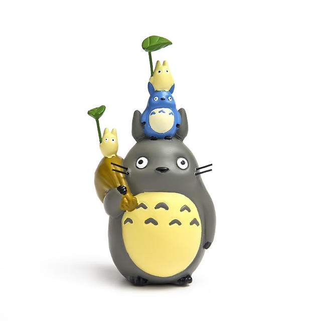 Cute New Totoro Figures