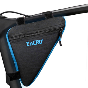 Zacro Bike Bicycle Cycling Bag Front Tube Frame Phone Waterproof Bicycle Bags Triangle Pouch Frame Holder Bycicle Accessories(China)
