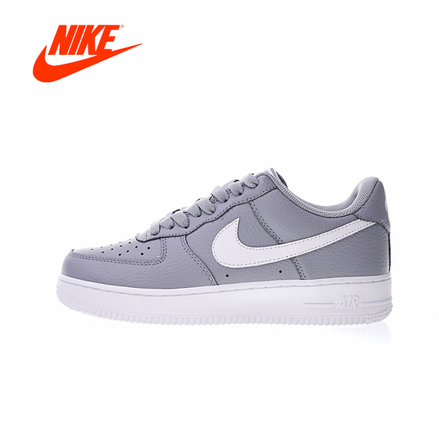 huge selection of e94a3 b3851 Original New Arrival Authentic Nike Air Force 1 AF1 Low Women s Comfortable  Skateboarding Shoes Sneakers Good Quality AA4083 013-in Skateboarding from  ...
