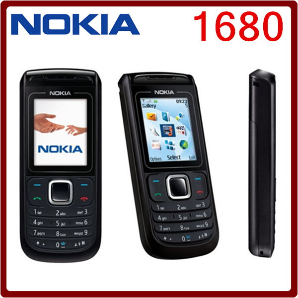 1680 Original Nokia 1680 Classic 2G GSM Unlocked Cheap Refurbished Celluar  Phone Free Shipping-in Mobile Phones from Cellphones & Telecommunications  on ...