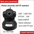 IMIEYE 720P P2P Plug&Play wireless IP Camera with motion detection wifi indoor mini camera CCTV baby monitor up to 32G TF card