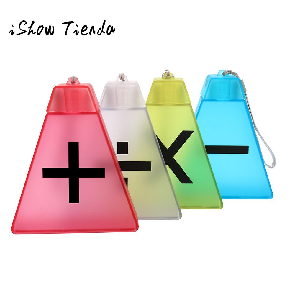 NEW Water Bottle Portable Sports Plastic Water Creative Kettle Flagon Travel Botella De Agua