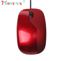 Wired Optical Mouse Top Quality Design 1600 DPI 2 Button USB Gaming Mice Mouse For PC Laptop Rato Raton 17July7