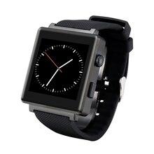FLOVEME Bluetooth Smart Uhr Unterstützung SD Simkarte Smartwatch SMS Sync Anruf Passometer CalendarIntelligent Uhr ForGalaxy Android