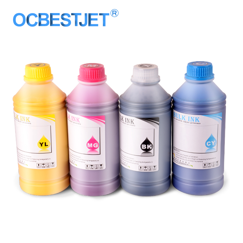500ml/Bottle Universal Pigment Ink For HP 177 178 364 564 655 670 685 711 862 932 950 951 952 970 971 (8 Colors Are Available)