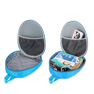 Image 5 - باو باترول الكلب حقيبة ظهر ذات سعة كبيرة لمكافحة خسر سهلة لتنظيف حبل السفر الأساسية غير مؤذية الكرتون الأطفال عمل أرقام هدية