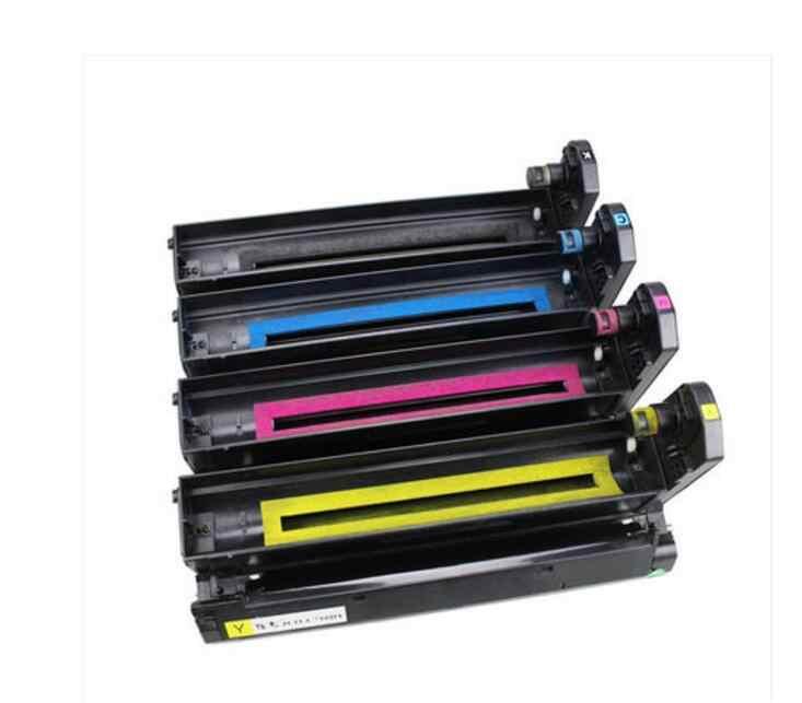 4pc new compatible copier drum unit for OKI C5600 C5700 C5800 C5900 C710 C711dn color drum kit printer cartridge KCMY