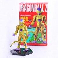 Dragon Ball Or Freezer Pvc Activité Action Figure Modèle Jouet Diy Dragon Freezer Bataille Forme Afficher Toy Cartoon Cadeau D'anniversaire