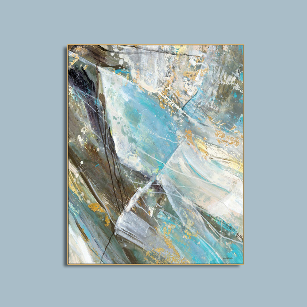 Watercolor Abstract Nordic Decor Prints Poster Pictures Canvas Painting Calligraphy for Living Room Bedroom Home Decor Ark in Painting Calligraphy from Home Garden