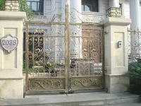 Hench Custom Made Driveway Gates Garden Gates Metal Swing Gates Sliding Gates Wrought Iron Gates For