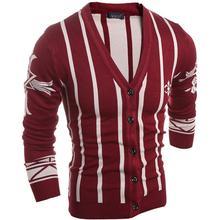 Factory Direct Sale!Sweater Man 2017 Men's Fashion Design Christmas Sweater Men Leisure Men Sweater Brand Mens Cardigan Sweater