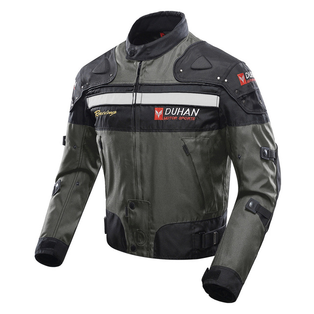Autumn Winter Motorcycles Riding Suits Biker Jacket Racing Suit Four Season Thickened Motorcycle Jackets For Unisex Size M-XXL