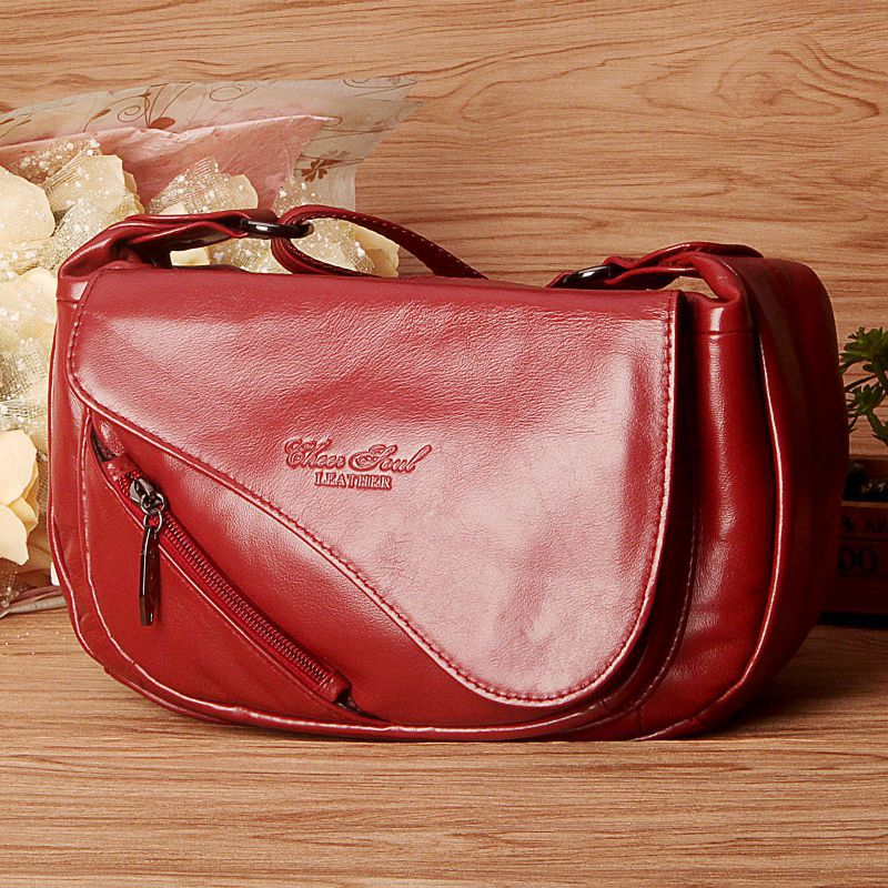 цена на Fashion Women Genuine Leather Handbags Brand Cow Leather Messenger Shoulder Bags Bolsas Feminina High Quality Phone Bag