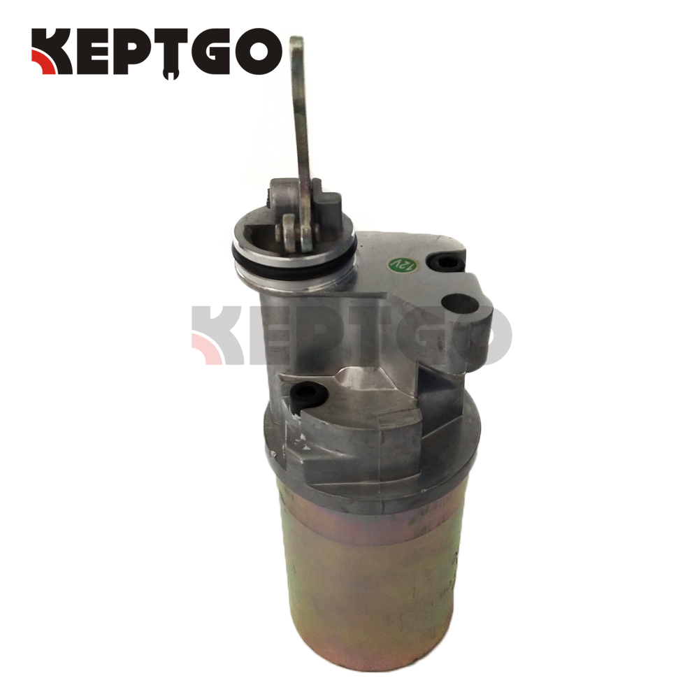 0419 9900 12V Fuel Shutdown Device shut off solenoid Fit For Deutz 1013 for deutz 1012 fuel shutdown solenoid valve 0419 9900 04199900 12v