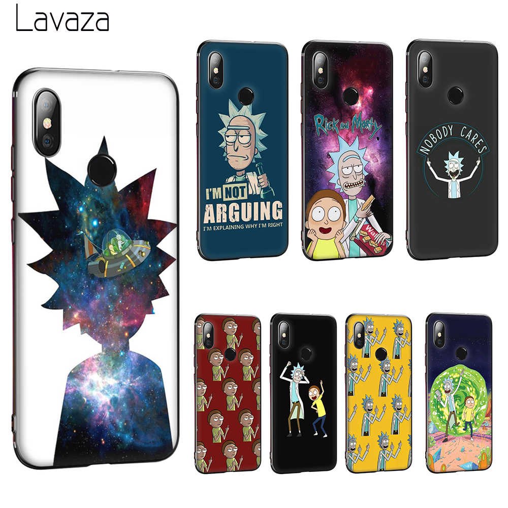 Lavaza Rick And Morty Soft Silicone Cover for Huawei Mate 10 20 P8 P9 P10 P20 P30 Lite Pro P Smart 2019 TPU Case
