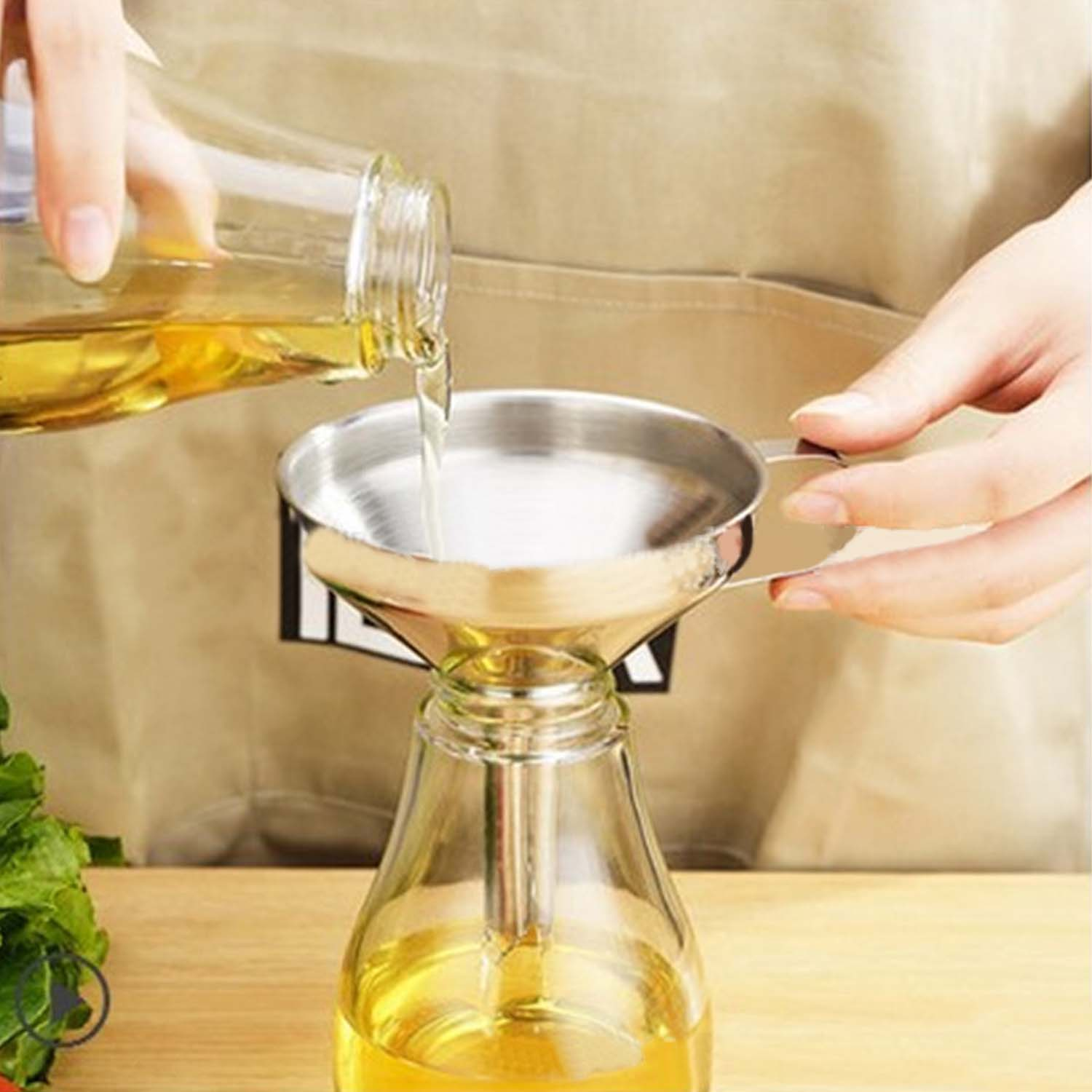 ... Cooking Oil Container Kitchen Supplies, Image Source: Amazon.com. Fill  Funnel Promotion Shop For Promotional Fill Funnel On