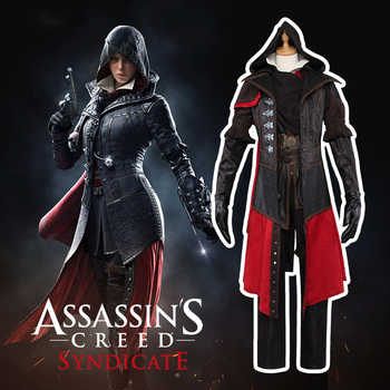 Game Cosplay Evie Frye Cosplay Costume Full Set Adult Women Halloween Carnival Cosplay Outfit Quality - DISCOUNT ITEM  0% OFF All Category