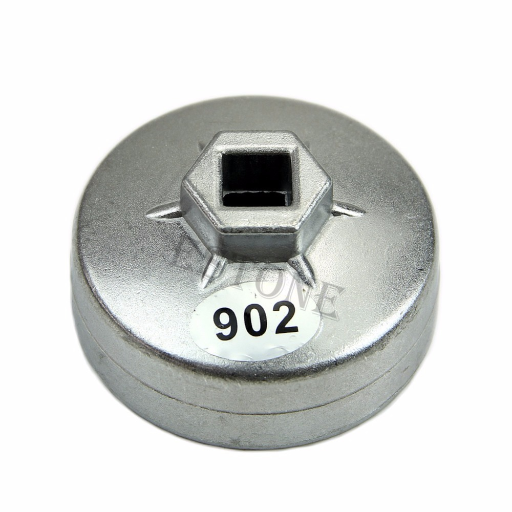 Buy 902 Type 14 Flutes Cap Style Oil Filter Wrench 67mm Inner Dia for Ford for only 2.44 USD