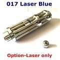 [RedStar] YX-017 5 W opção de Alta caneta laser Azul ponteiro Laser Laser apenas sem bateria & carregador incluem 1 padrão cap