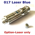 [RedStar]YX-017 5W High Blue laser pointer Laser pen option  Laser only without battery & charger  include 1 pattern cap