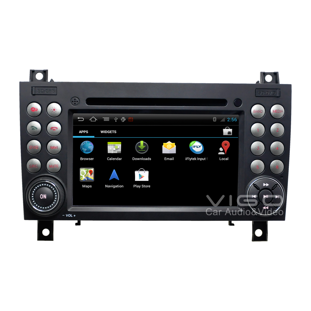Android 4 0 stereo for mercedes benz slk class w171 r171 for Mercedes benz car radio repair
