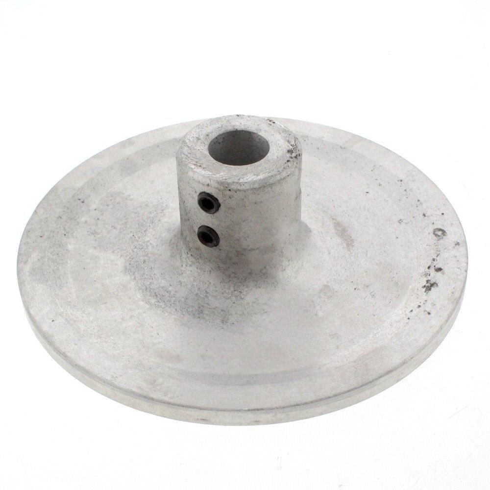 8 inch Aluminum Master Lap for Diamond Coated Flat Lap Disk Grinding Wheel Arbor Hole 19mm single point diamond dresser for wa aluminum oxide and gc silicon carbide grinding wheel truing and dressing gj006