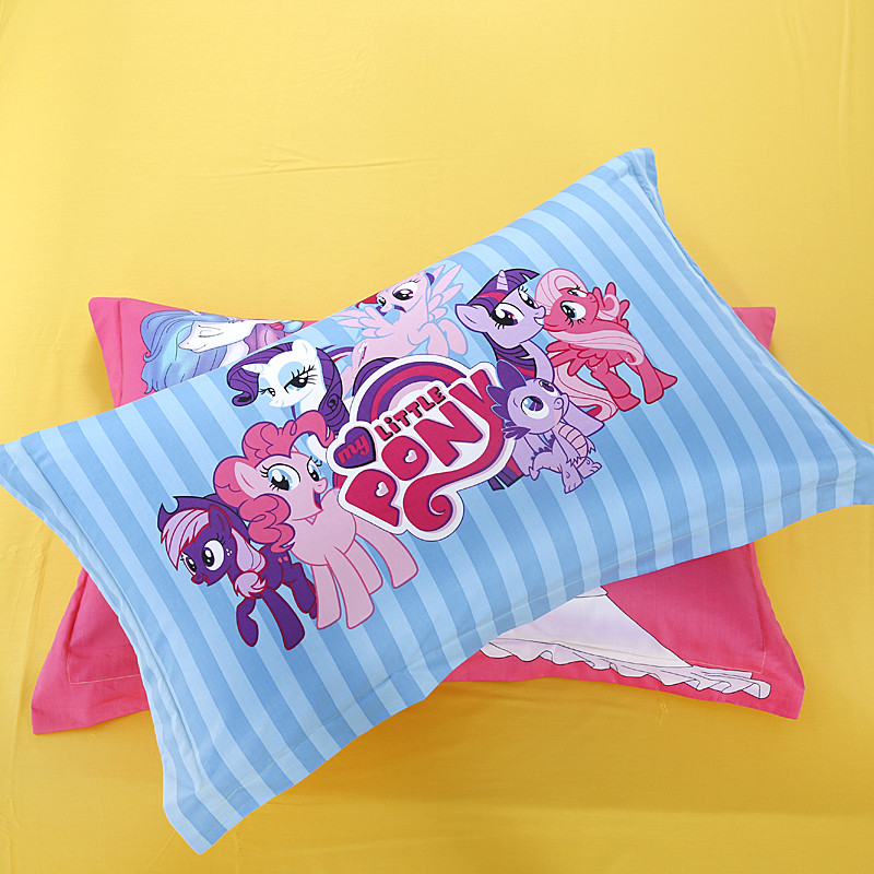 Free Shipping 100% Pure Cotton Twin Queen Full Size My Little Pony Bedding  Set In Bedding Sets From Home U0026 Garden On Aliexpress.com | Alibaba Group