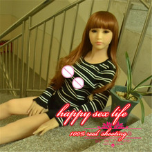 New Top quality 148cm Adult Real Full Silicon Sex Dolls With Skeleton Not Inflatable Dolls, Sexy Realistic Sex Toys for Men