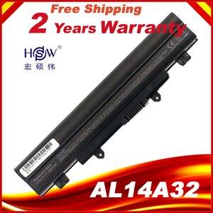 Image 1 - Akumulator do laptopa AL14A32 dla Acer Aspire E14 E15 E5 E5 531 E5 551 E5 421 E5 471 E5 571 E5 572 V3 472 V3 572