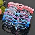 Nuevos niños de la moda de silicona suave marcos de los vidrios de la miopía alta calidad gafas de marco