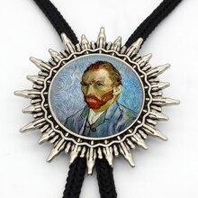 Van Gogh Bolo Tie Necklace