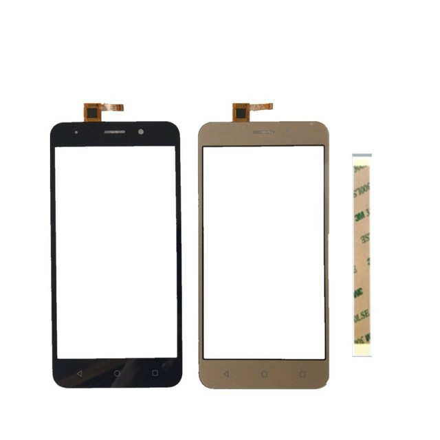 new 5.0inch  touch screen for Vertex impress luck NFC Glass Panel Touch Screen Digitizer for Vertex impress luck cell phone