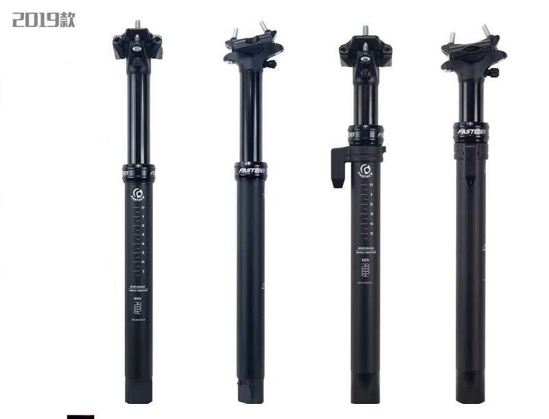 2019 TAIWAN FASTACE SUSPESNION SEAT POST MOUNTAIN BIKE DROPPER DOWN HILL POST/AM /DH  30.9MM/31.6MM