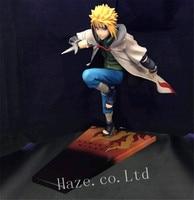Anime Naruto Shippuden Namikaze Minato 8''PVC Figure Figurine New in Box