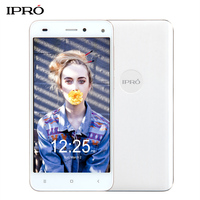IPRO I950B Original 1 GB RAM 8 GB ROM 5 Pulgadas Smartphone 4000 mAh Súper Larga Espera Quad Core Android 6.0 Cámara de 2MP + 5MP teléfonos celulares