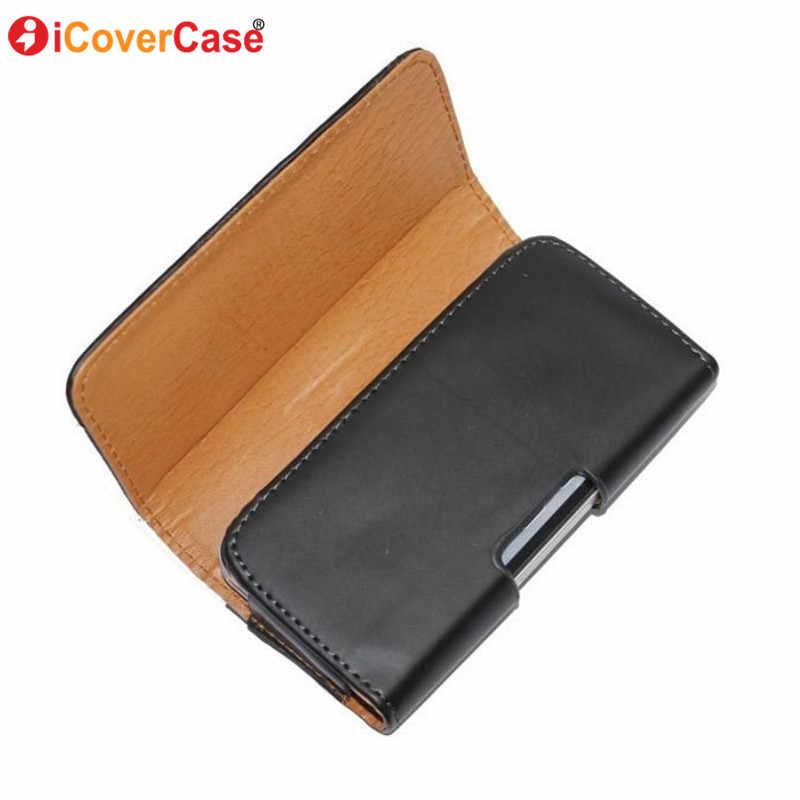 Для samsung Galaxy S7 край S6 рlus Note 5 4 3 2 чехол с ремешком на застежке из талии Чехлы для мобильных телефонов аксессуары мешок кожаный бумажник