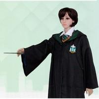 Children S Clothing Gryffindor Harry Potter School Uniform Cape Magic Gongs Halloween Animation COSPLAY Dress Up