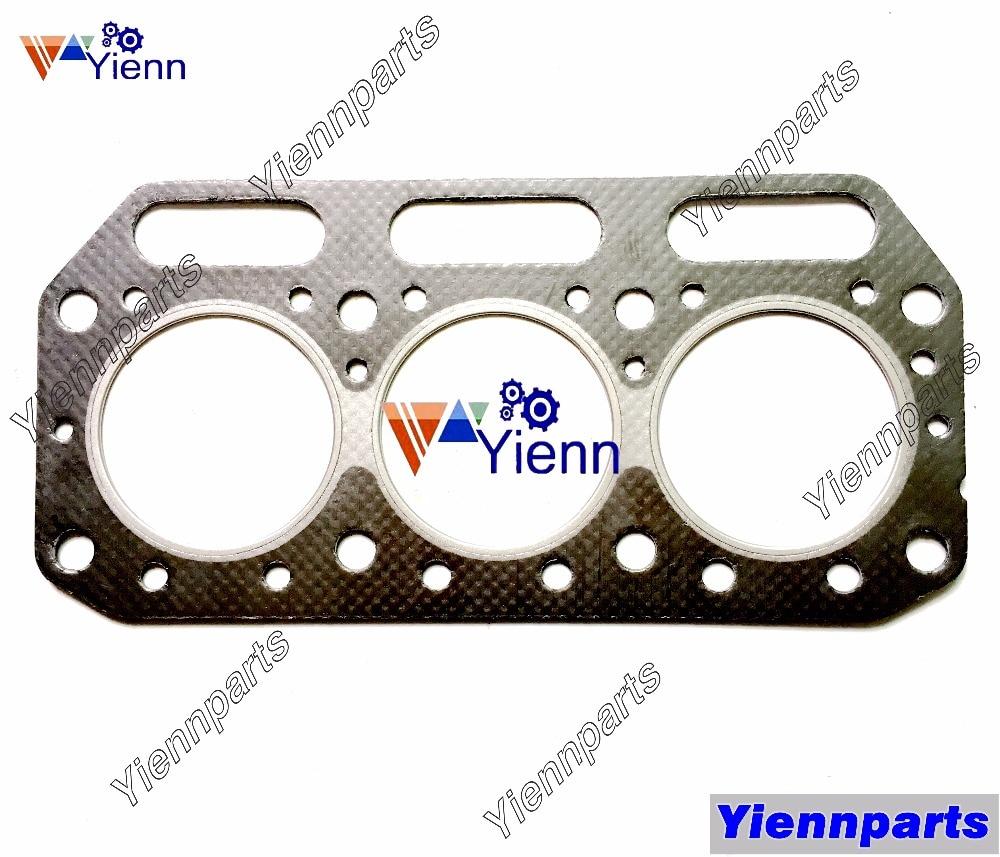 Yanmar 3D75 1 3T75 3T75HL 3T75HA Cylinder Head Gasket