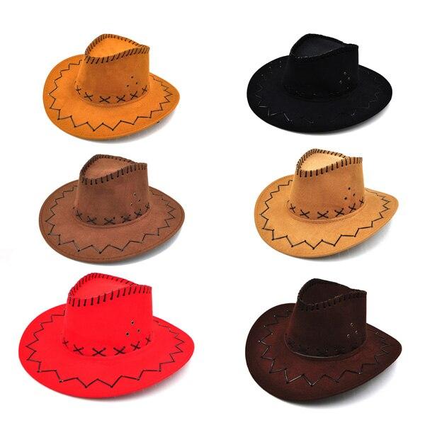 cowboy hat crochet sombrero vaquero pattern # 77