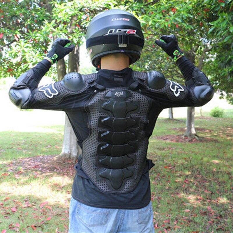 Men Women Rider New Motorcycle Body Armor Professional Motor Cross Jacket Downhill Mountin Bike Protection Clothing 5