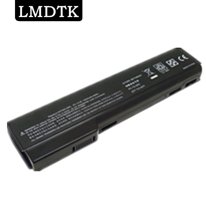 LMDTK New 6 cells laptop <font><b>battery</b></font> FOR HP EliteBook 8460w 8460p 8560p 8470p ProBook 6470b 6570b <font><b>8570p</b></font> Series FREE SHIPPING image