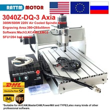 【EU STOCK】 3 Axis 3040 Z-DQ CNC 500W Spindle CNC ROUTER