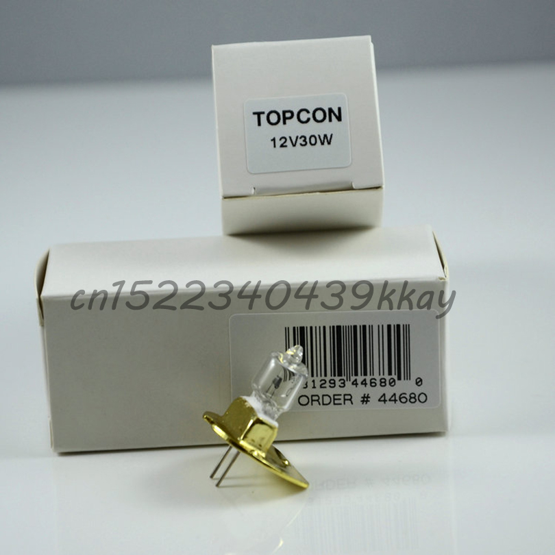 topcon Slit microscope 12v30w sl-d7 sl-d8 44680 - 25700 replacement lamptopcon Slit microscope 12v30w sl-d7 sl-d8 44680 - 25700 replacement lamp