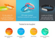 Xiaomi Mi Band 1S Smart Wristband,Heart Rate Pulse Monitor,Pedometer,Sport Activity Tracker