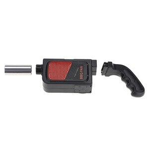 Image 4 - Ventilateur à Air portatif électrique pour Barbecue, soufflantes, outils de cuisine pour Barbecue en plein Air, pique nique, Camping