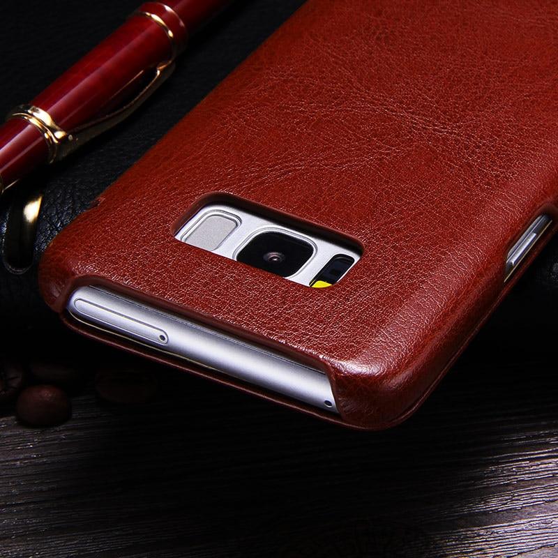 TOMKAS Funda para Samsung Galaxy S8 Funda de cuero PU para Samsung - Accesorios y repuestos para celulares - foto 6