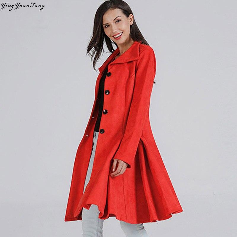 05d17e5a423d8 Manteau Grand Veste Cheveux Laine Mince Nouvelle Yingyuanfang Rouge Long  Femmes De Corps Rembourré 1vxwZqg